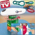 Электрооткрывалка консервных банок Easy touch
