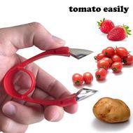Щипцы для удаления хвостиков и глазков клубники,томатов, картошки