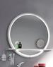 Косметическое зеркало с 10ти-кратным увеличением