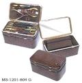 ZINGER Маникюрный набор Zinger MS-1201-804 G CASE