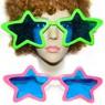 Карнавальные очки-гиганты микс