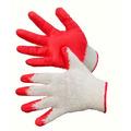 Перчатки ХБ с одинарным латексным покрытием 1пара