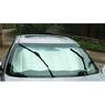 Защитная шторка от солнца на лобовое стекло автомобиля