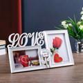 Фоторамка LOVE, на 2 фотографии