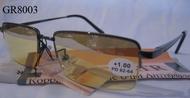 Очки для водителей с диоптриями.