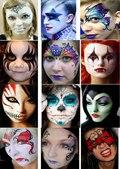 Краски грим для лица