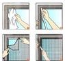Крепежная лента для москитной сетки