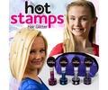 Краска-печать для волос Hot Stamps