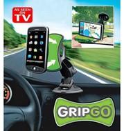 Универсальный держатель для телефонов, gps и планшетов GRIPGO (Грип Гоу)